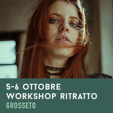 Workshop di introduzione al ritratto: 5-6 ottobre (Rispescia – GR)