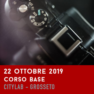 Corso Base di Fotografia – Ottobre 2019