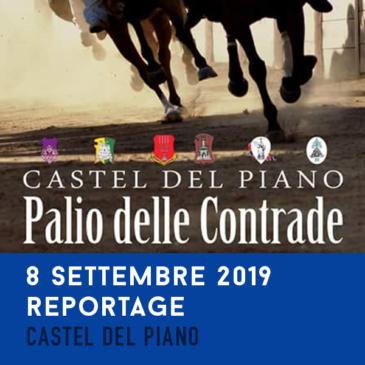 Domenica 8 Settembre: Palio delle Contrade – Castel del Piano