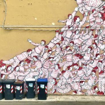Cose d'Arte | Street art nel quartiere Sant'Ermete a Pisa