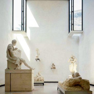 Cose d'Arte | Carlo Scarpa e la Gypsoteca Canova a Possagno