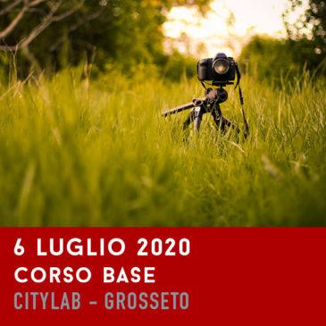 Corso Base di Fotografia (edizione estiva) – 6 Luglio 2020