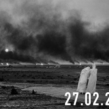 La FotoCosa del Giorno | Brucia il Deserto