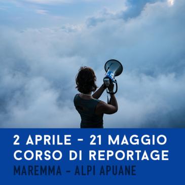 Corso di Introduzione alla Fotografia di Reportage 2 Aprile 2020