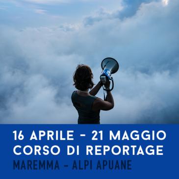 Corso di Introduzione alla Fotografia di Reportage 16 Aprile 2020