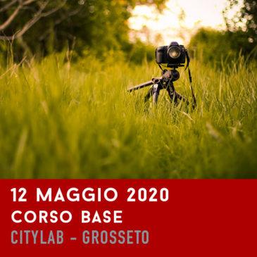 Corso Base di Fotografia (edizione estiva) – 12 Maggio 2020