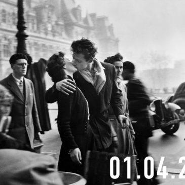 La FotoCosa del Giorno | Robert Doisneau  tra baci e processi