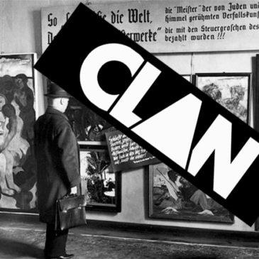 #LiberArtiCLAN | Entartete Kunst. Guerra dichiarata all'arte degenerata