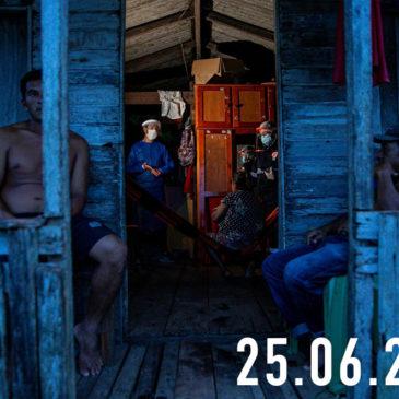 La FotoCosa del Giorno | L'Amazzonia al tempo del COVID-19