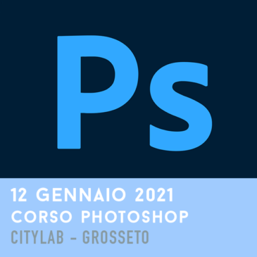 Corso di Photoshop – 12 Gennaio 2021