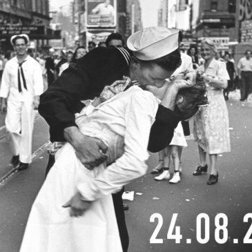 La FotoCosa del Giorno | V-J Day in Times Square
