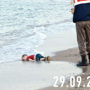 La FotoCosa del Giorno | La Morte di Alan Kurdi