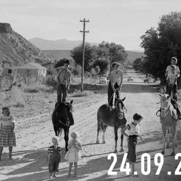 La FotoCosa del Giorno | Dorothea e Ansel: Una Strana Coppia