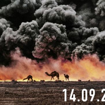 La FotoCosa del Giorno | Guerra, Petrolio e Fiamme